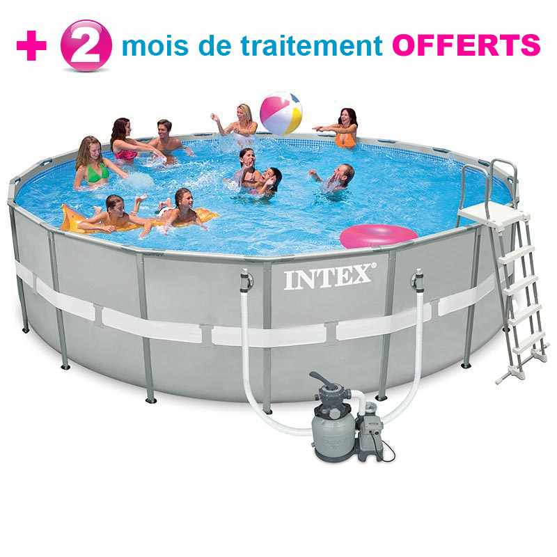 Catgorie piscine page 2 du guide et comparateur d 39 achat for Piscine intex 5 m