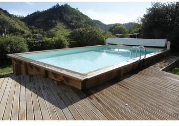 Catgorie piscine page 1 du guide et comparateur d 39 achat for Accessoire piscine bois