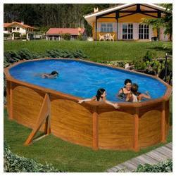 Kit piscine hors-sol Mauritius