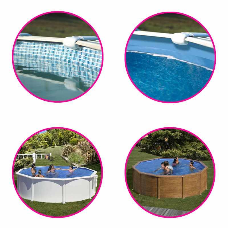 Catgorie piscine page 9 du guide et comparateur d 39 achat for Liner piscine ronde 3 60