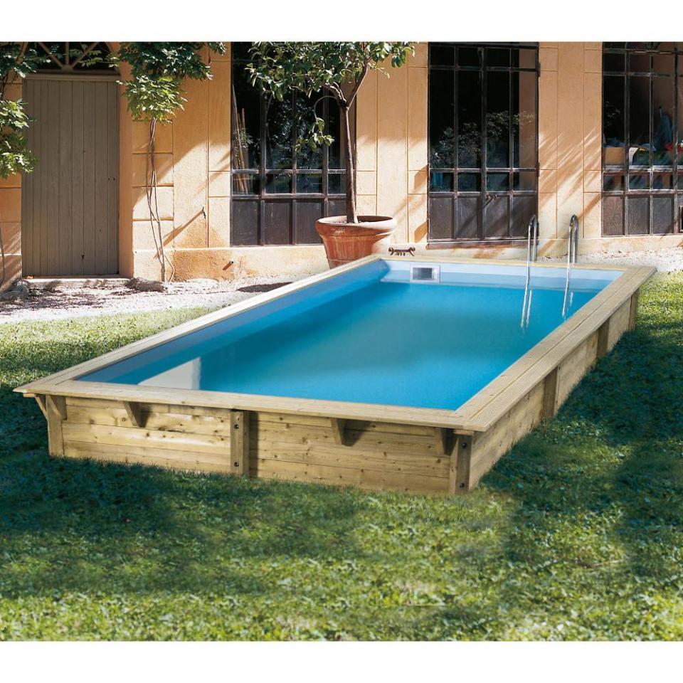 Liner Piscine Rectangulaire : catgorie piscine du guide et comparateur d 39 achat ~ Nature-et-papiers.com Idées de Décoration