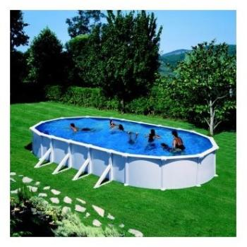Kit piscine hors sol acier