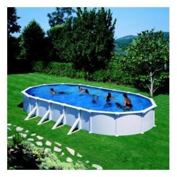 Catgorie piscine page 8 du guide et comparateur d 39 achat for Piscine hors sol ovale acier