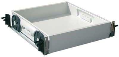 Kit pour tiroir sous plinthe
