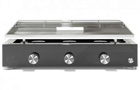 favex cbarbecue a gaz noir et inox. Black Bedroom Furniture Sets. Home Design Ideas