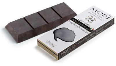 CHOCOLAT DE MODICA SANS SUCRE