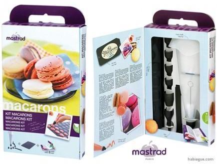 Kit macarons mastrad