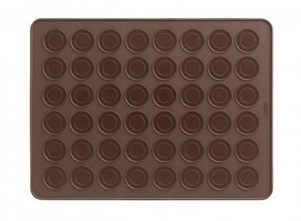 Plaque à mini macarons silicone