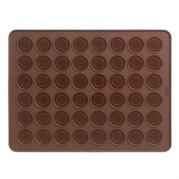 Tapis silicone 24 macarons