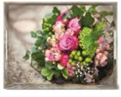 Plateau bouquet emsa grand