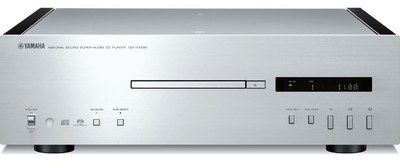 Yamaha CD-S1000 Argent Côtés