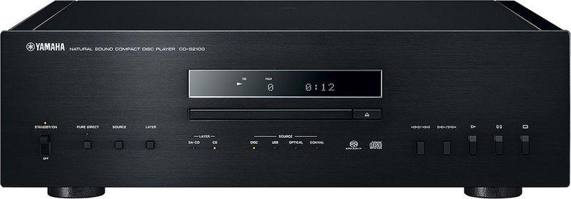 Yamaha CD-S2100 noir Côtés