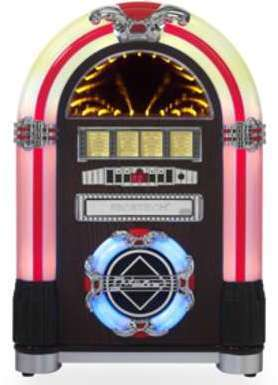 Mini Jukebox 4 en 1 Ricatech