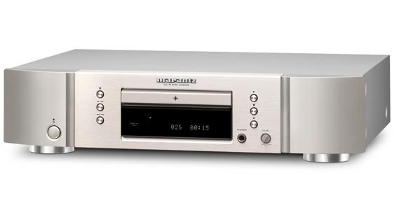 Marantz CD5005 - Silver Gold