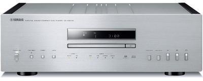 Yamaha CD-S3000 Silver-Piano