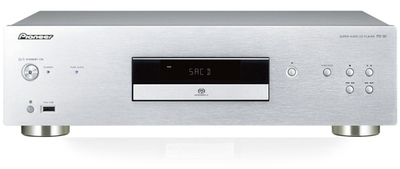Pioneer PD-30 - Silver