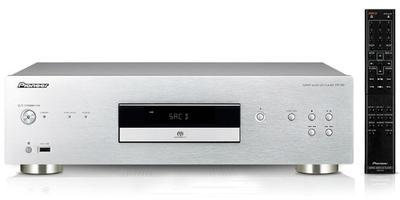 Pioneer PD-50 - Silver