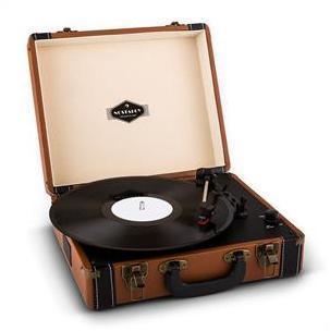 Auna Jerry Lee Platine vinyle
