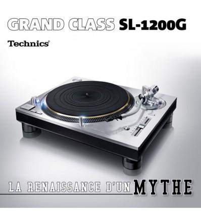 Platine Vinyles SL1200G TECHNICS