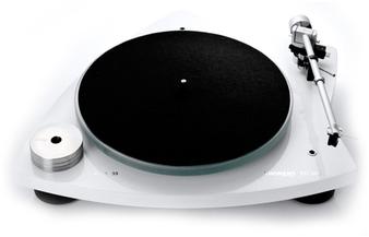 Thorens TD309 - Glossy White