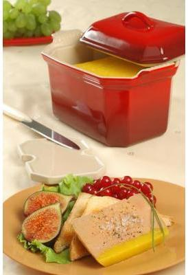 Terrine à Foie gras rectangulaire