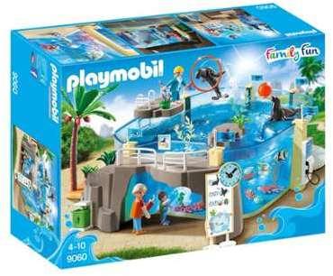 Aquarium marin PLAYMOBIL 9060