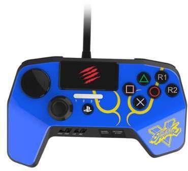 Manette FightPad Pro Bleu