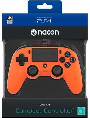 Manette filaire NACON orange