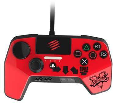 Manette FightPad Pro Rouge