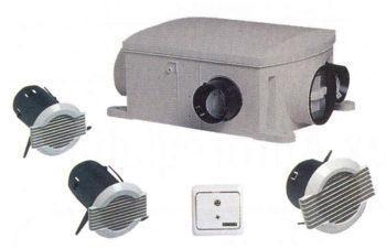 Kit VMC Compact simple flux