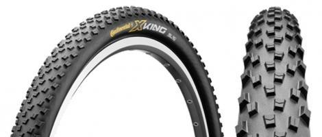 Continental pneu x king 26x2