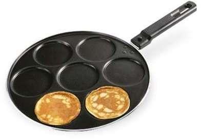 Poêle 26 cm 7 blinis ou pancakes