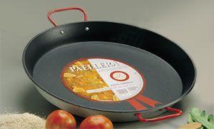 Poêle à paella antiadhérente
