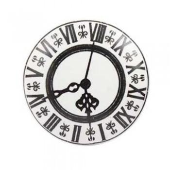 Bouton de meuble Horloge Cathédrale