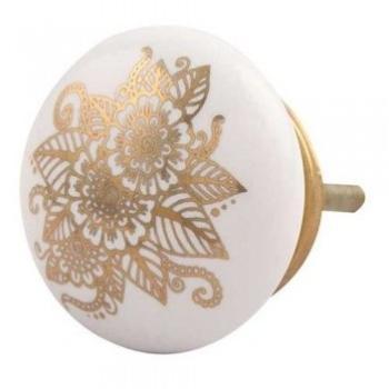 Bouton de meuble Calliopsis