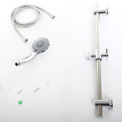 Colonne de douche avec flexible