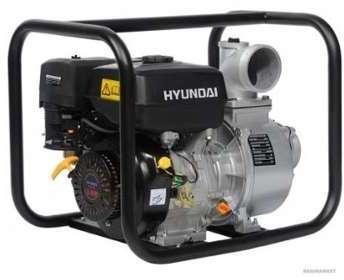 HYUNDAI motopompe thermique-