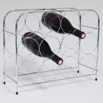 Range bouteilles en inox (pour