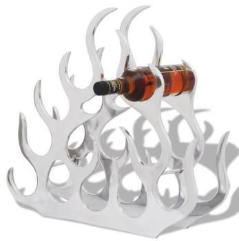VidaXL Casier à bouteilles
