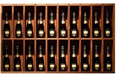 RIVA 1920 porte-bouteilles