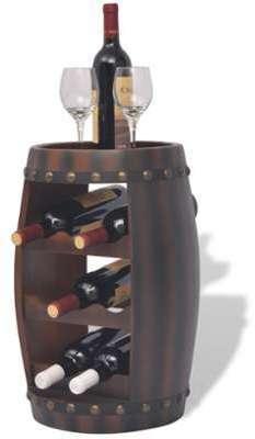 VidaXL Casier à 8 bouteilles