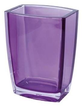 Gobelet brosse à dents violet