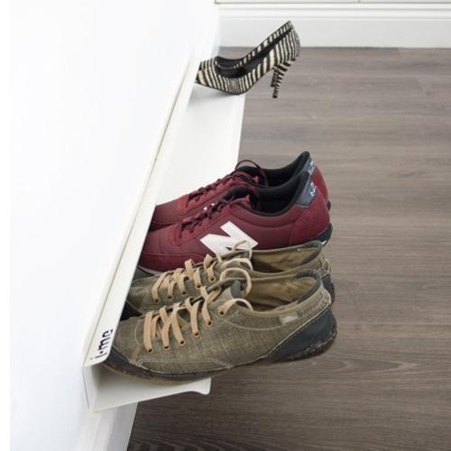 tagère à chaussures horizontale