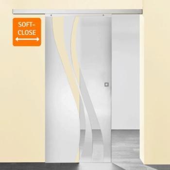 Porte intérieure coulissante
