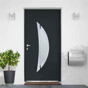Porte d entrée Monobloc Aluminium