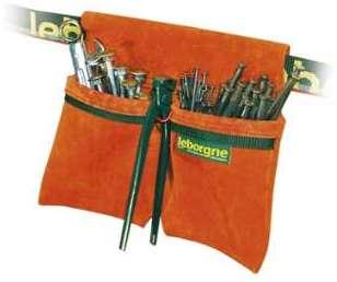 Porte outils bipoche croute