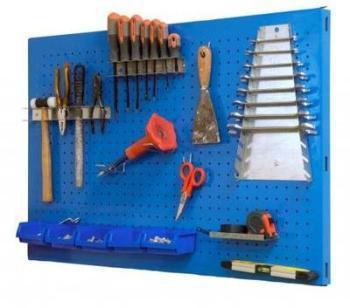 Panneau Porte outils métallique