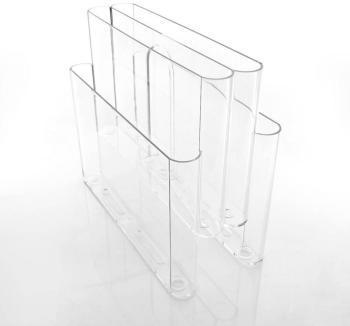 Kartell - Porte-revues - transparent