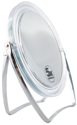 Miroir maquillage sur pieds