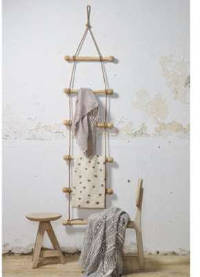 Be Pure - Echelle porte-serviettes